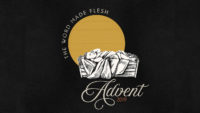 ADVENT: Born Of God